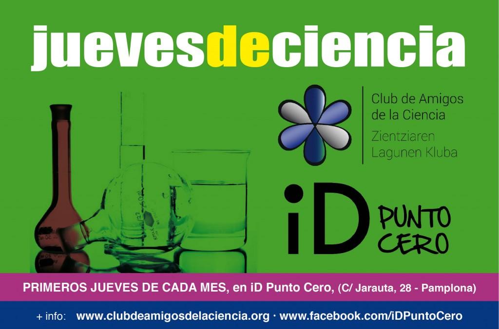Jueves de Ciencia del Club de Amigos de la Ciencia