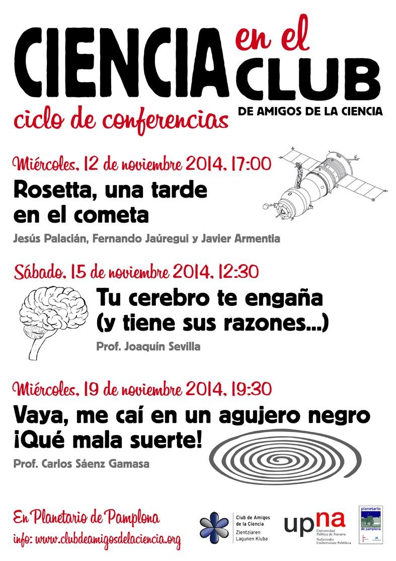 ciencia club
